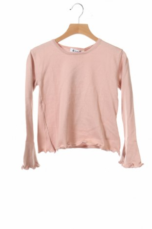 Детски пуловер Dondup, Размер 8-9y/ 134-140 см, Цвят Розов, Памук, Цена 20,65лв.