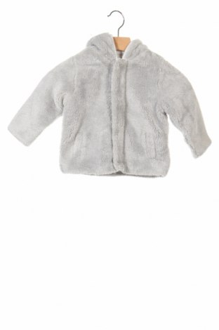 Детско яке Chicco, Размер 12-18m/ 80-86 см, Цвят Сив, Полиестер, Цена 48,10лв.