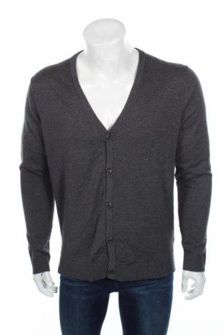 Мъжка жилетка Selected Homme, Размер XL, Цвят Сив, 90% памук, 10% коприна, Цена 37,60лв.