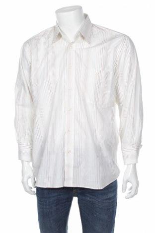 Мъжка риза Adelly, Размер M, Цвят Бежов, Памук, Цена 4,50лв.
