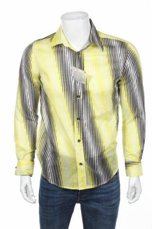 Ανδρικό πουκάμισο Bitsiani, Μέγεθος M, Χρώμα Πολύχρωμο, Βαμβάκι, Τιμή 5,57€