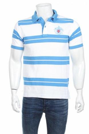 Tricou de bărbați, Mărime M, Culoare Albastru, Bumbac, Preț 40,26 Lei