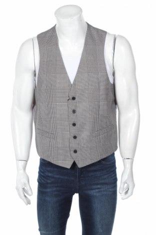 Pánská vesta , Rozměr XL, Barva Vícebarevné, 85% polyester, 15% viskóza, Cena  173,00Kč