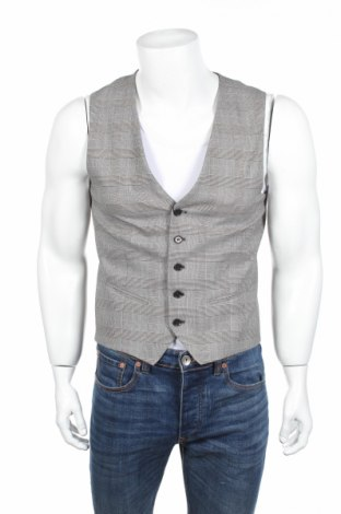 Pánská vesta  Selected Homme, Rozměr M, Barva Černá, Bavlna, polyester, Cena  387,00Kč