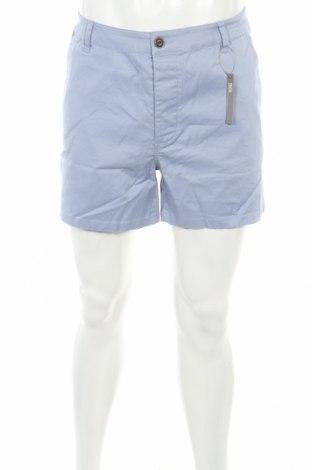 Pánske kraťasy  ASOS, Veľkosť L, Farba Modrá, 98% bavlna, 2% elastan, Cena  10,64€
