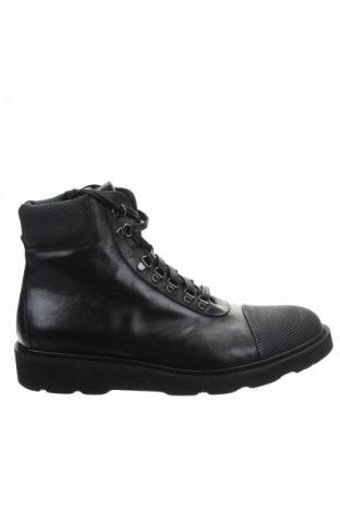 Мъжки обувки Baldinini, Размер 44, Цвят Черен, Естествена кожа, Цена 369,85лв.