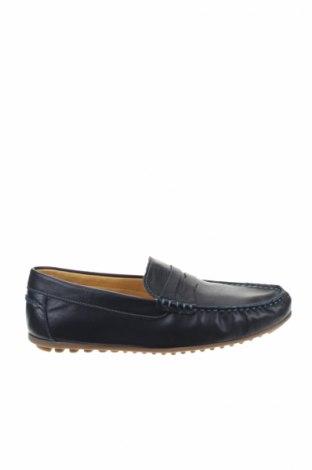 Мъжки обувки Yachting, Размер 44, Цвят Син, Естествена кожа, Цена 70,95лв.