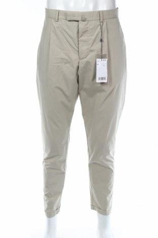 Pánske nohavice  Mango, Veľkosť L, Farba Béžová, 100% bavlna, Cena  11,55€