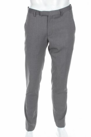 Мъжки панталон Mc Neal, Размер L, Цвят Сив, 68% полиестер, 29% вискоза, 3% еластан, Цена 24,80лв.