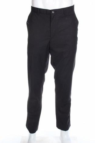 Ανδρικό παντελόνι Taylor & Wright, Μέγεθος L, Χρώμα Μαύρο, 80% πολυεστέρας, 20% βισκόζη, Τιμή 2,94€