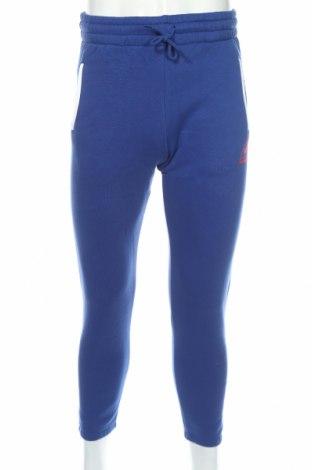 Мъжко спортно долнище Le Coq Sportif, Размер XS, Цвят Син, 77% памук, 23% полиестер, Цена 24,15лв.