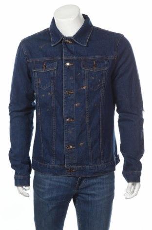 Męska kurtka Always Rare, Rozmiar XL, Kolor Niebieski, Bawełna, Cena 63,57zł