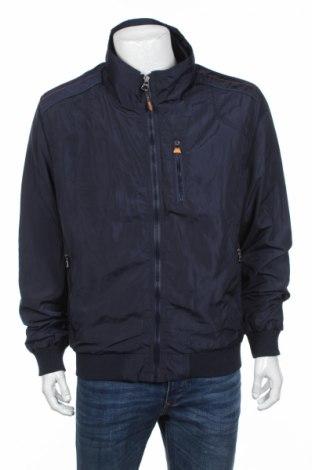 Męska kurtka RNT23 Jeans, Rozmiar XL, Kolor Niebieski, Poliester, Cena 225,88zł