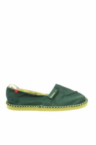 Παπούτσια Havaianas, Μέγεθος 35, Χρώμα Πράσινο, Κλωστοϋφαντουργικά προϊόντα, Τιμή 11,34€