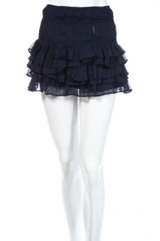 Sukňa Abercrombie & Fitch, Veľkosť XS, Farba Modrá, Polyester, Cena  7,03€
