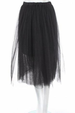 Пола Angelina, Размер S, Цвят Черен, 70% памук, 30% полиестер, Цена 20,25лв.
