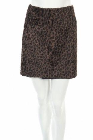 Пола Anna, Размер M, Цвят Кафяв, 48% памук, 37% вискоза, 15% модал, Цена 5,46лв.