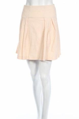 Φούστα Dika, Μέγεθος XS, Χρώμα Ρόζ , 75% βαμβάκι, 24% βισκόζη, 1% ελαστάνη, Τιμή 4,29€