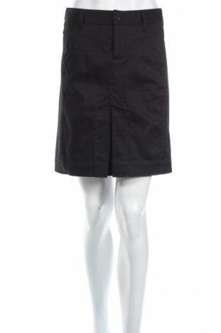Пола Dika, Размер XS, Цвят Черен, 96% памук, 4% еластан, Цена 5,46лв.