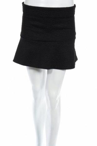 Пола Fb Sister, Размер XS, Цвят Черен, 95% полиестер, 5% еластан, Цена 4,64лв.
