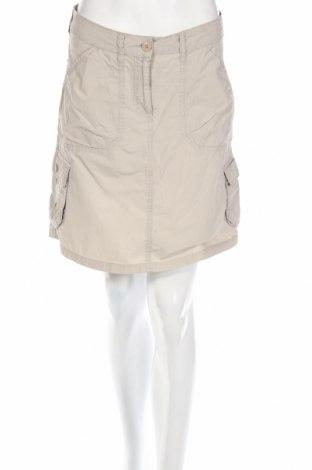 Пола H&M L.o.g.g, Размер S, Цвят Бежов, 100% памук, Цена 4,00лв.