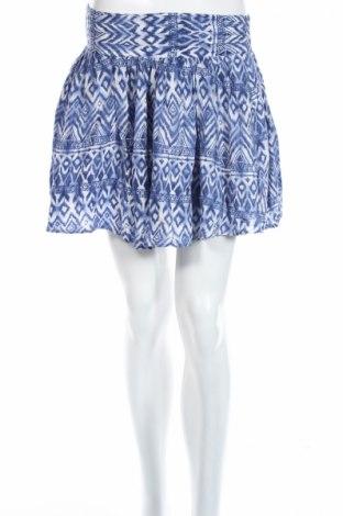 Φούστα Tally Weijl, Μέγεθος S, Χρώμα Μπλέ, Βισκόζη, Τιμή 3,67€