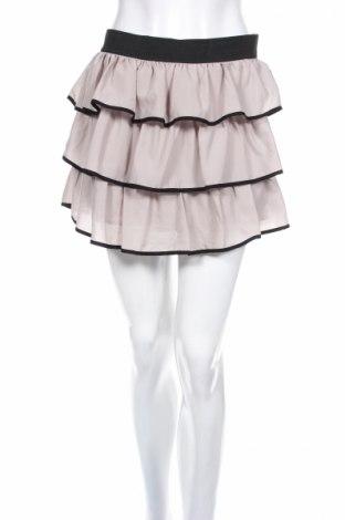 Φούστα Tally Weijl, Μέγεθος M, Χρώμα Σάπιο μήλο, Πολυεστέρας, Τιμή 2,48€