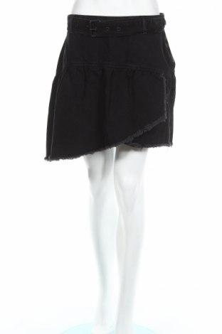 Φούστα Zara, Μέγεθος L, Χρώμα Γκρί, 100% βαμβάκι, Τιμή 4,95€