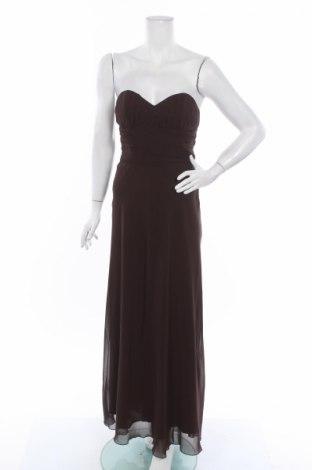 Šaty  A.b.s by Allen Schwartz, Veľkosť M, Farba Hnedá, Polyester, Cena  21,77€