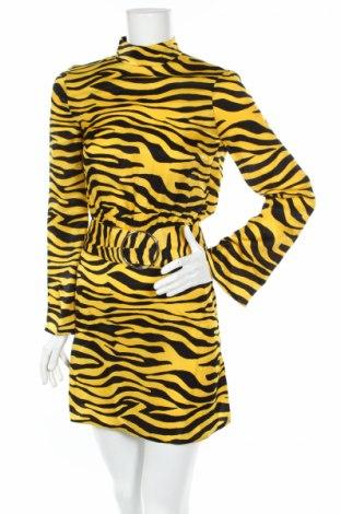 Φόρεμα Asos, Μέγεθος XS, Χρώμα Κίτρινο, Πολυεστέρας, Τιμή 10,39€