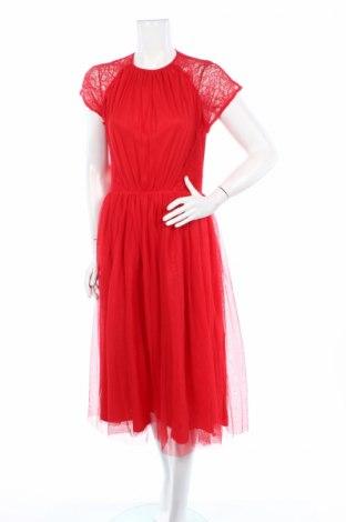 Φόρεμα Asos, Μέγεθος L, Χρώμα Κόκκινο, Πολυεστέρας, Τιμή 18,40€