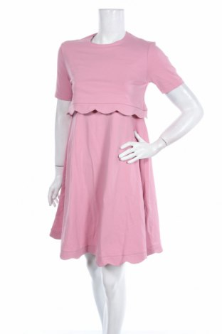 Рокля ASOS Maternity, Размер XS, Цвят Розов, 95% памук, 5% еластан, Цена 35,70лв.