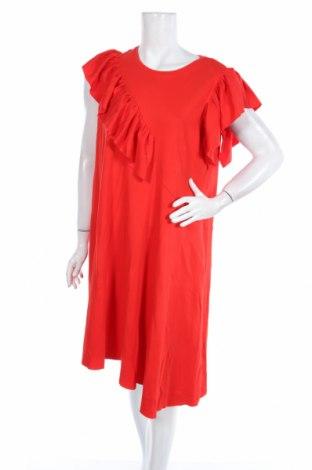 Рокля ASOS Maternity, Размер XL, Цвят Червен, 100% памук, Цена 35,70лв.