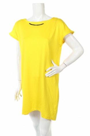 Φόρεμα Mohito, Μέγεθος L, Χρώμα Κίτρινο, 94% πολυεστέρας, 6% ελαστάνη, Τιμή 17,42€