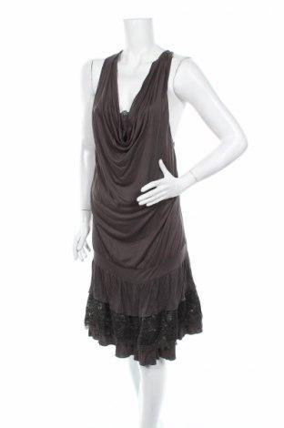 Φόρεμα Rainbow, Μέγεθος M, Χρώμα Γκρί, Βισκόζη, Τιμή 6,06€