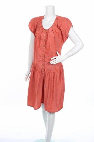 Φόρεμα Stella Nova, Μέγεθος S, Χρώμα Πορτοκαλί, 71% βαμβάκι, 29% πολυεστέρας, Τιμή 14,07€