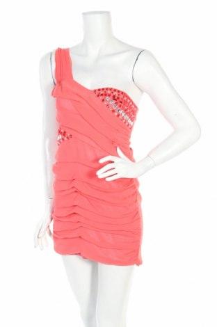 Φόρεμα Usco, Μέγεθος M, Χρώμα Ρόζ , Πολυεστέρας, Τιμή 8,40€