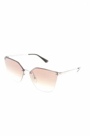 Ochelari de soare Prada, Culoare Gri, Preț 534,08 Lei