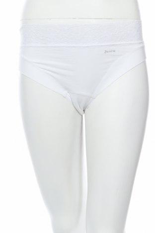Бикини Janira, Размер M, Цвят Бял, 83% памук, 17% полиамид, Цена 24,00лв.