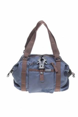 Τσάντα George Gina & Lucy, Χρώμα Μπλέ, Κλωστοϋφαντουργικά προϊόντα, Τιμή 33,77€