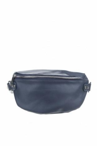 Τσάντα, Χρώμα Γκρί, Δερματίνη, Τιμή 15,46€