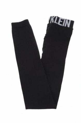 Чорапогащник - клин Calvin Klein, Размер M, Цвят Черен, 64% полиестер, 30% полиамид, 6% еластан, Цена 51,75лв.