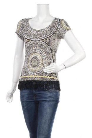 Дамска блуза INC International Concepts, Размер M, Цвят Многоцветен, Вискоза, Цена 23,52лв.