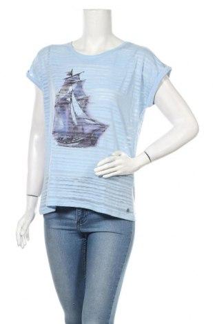 Дамска блуза 17 & Co., Размер M, Цвят Син, Цена 11,81лв.