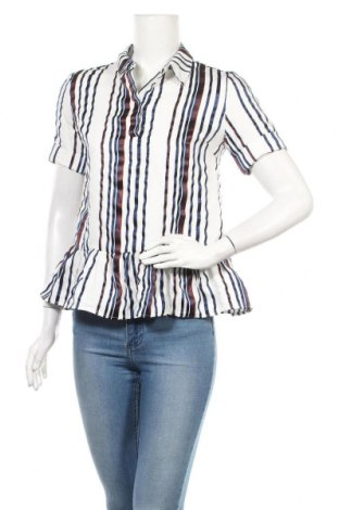 Дамска блуза 2ND Day, Размер S, Цвят Многоцветен, 51% вискоза, 49% полиестер, Цена 10,08лв.