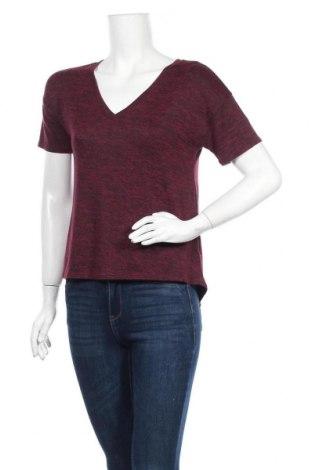 Дамска блуза A New Day, Размер XS, Цвят Червен, 48% вискоза, 48% полиестер, 4% еластан, Цена 12,50лв.
