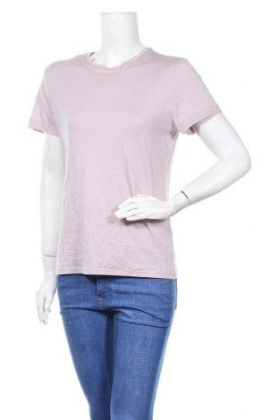 Дамска блуза A New Day, Размер S, Цвят Лилав, 60% памук, 40% модал, Цена 10,29лв.