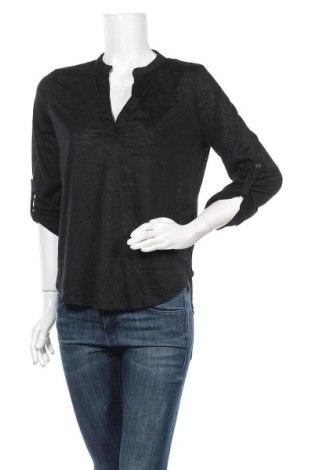 Дамска блуза Almost Famous, Размер L, Цвят Черен, 65% полиестер, 35% вискоза, Цена 10,40лв.