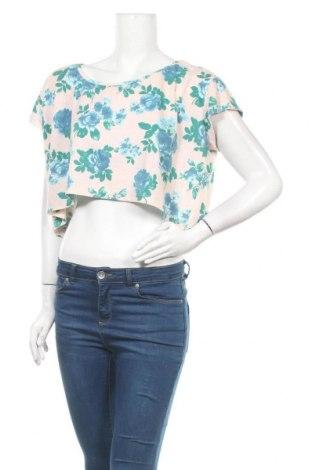 Γυναικεία μπλούζα American Apparel, Μέγεθος M, Χρώμα Πολύχρωμο, 50% βαμβάκι, 37% πολυεστέρας, 13% βισκόζη, Τιμή 3,90€