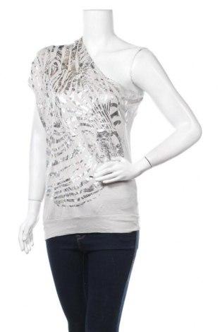 Γυναικεία μπλούζα Ann Christine, Μέγεθος S, Χρώμα Γκρί, Βισκόζη, Τιμή 7,31€